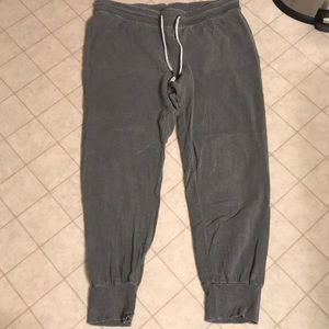 H&M gray joggers